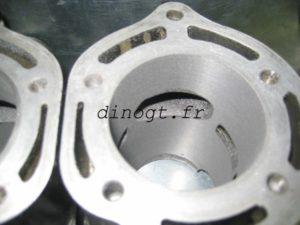 Réalésage cylindre Yamaha 350 RDLC - Banshee - 8