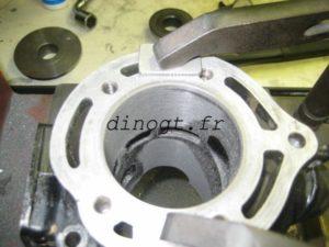 Réalésage cylindre Yamaha 350 RDLC - Banshee - 0
