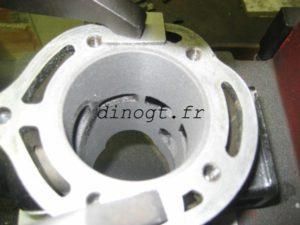 Réalésage cylindre Yamaha 350 RDLC - Banshee - 5