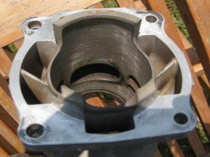cylindre nikasil déglacé trop usé