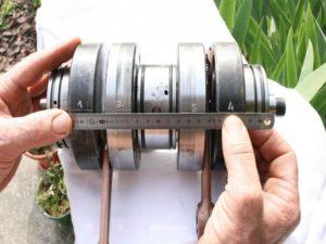 défaut de calage angulaire vilebrequin 500 T
