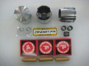 3 kits pistons coulés pour Kawasaki 750 H2