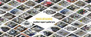 photos des pièces détachées vendues par DINOGT